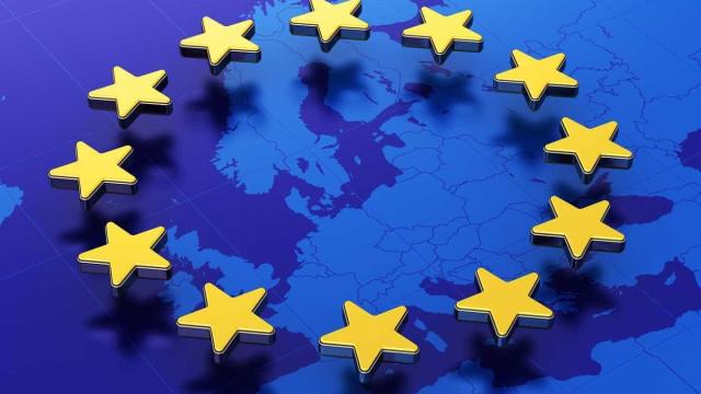 Bolsas europeias em alta depois de ser conhecido crescimento do PIB da UE