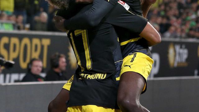 Borussia Dortmund suspende Dembélé