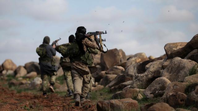 Soldado turco morre na ofensiva militar na Síria