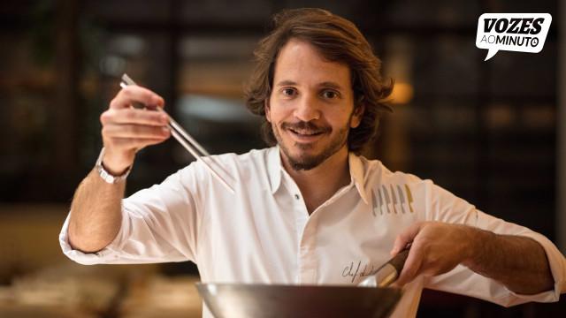 """""""O meu dever enquanto cozinheiro é trazer o mundo a Portugal"""""""