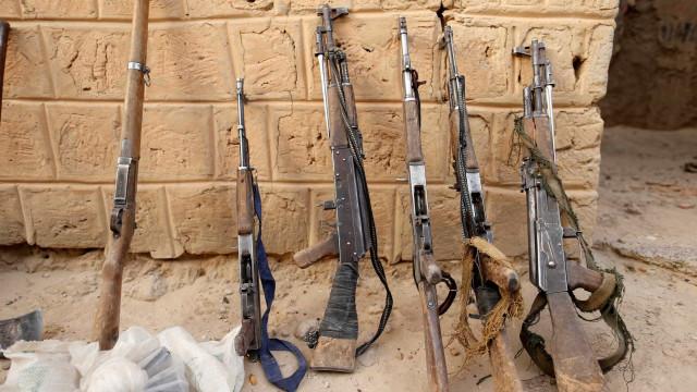 Doze pescadores congoleses mortos por soldados do Uganda