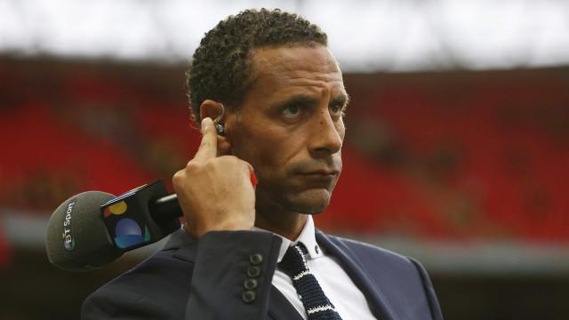 Rio Ferdinand revela outros motivos para as lágrimas de Cristiano Ronaldo