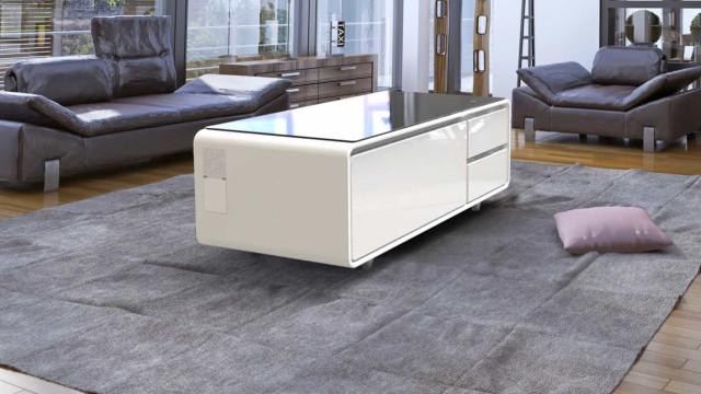 A mesa que vai querer ter na sua sala vai mesmo chegar ao mercado