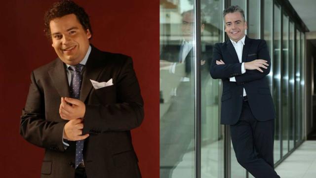 Após perder 30 quilos, Ricardo Castro submete-se a tratamentos estéticos
