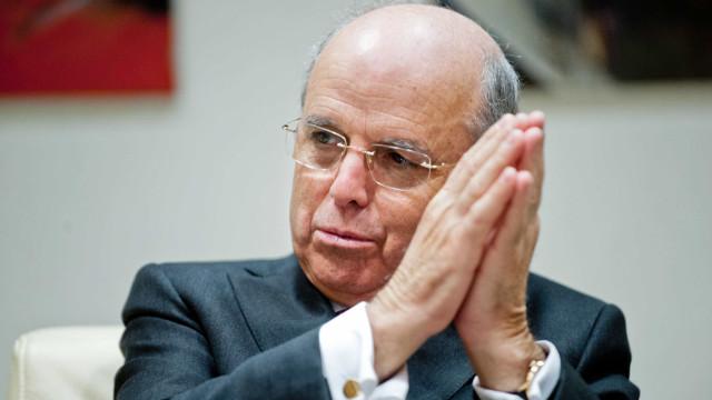 Tomás Correia vai recorrer de multa de 1,25 milhões aplicada pelo BdP
