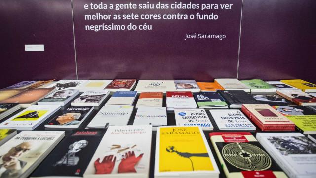 Casas Amado e Saramago juntas na festa do livro de Paraty