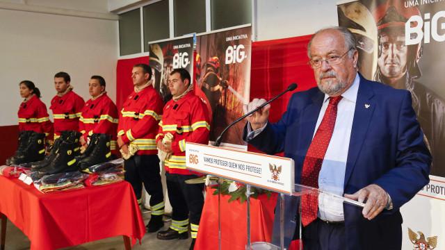 Liga dos Bombeiros elege lista B, de Jaime Marta Soares