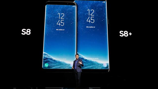 Veja a evolução dos smartphones da Samsung