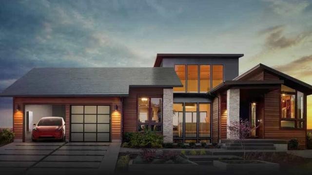 A Tesla já está a produzir telhados solares
