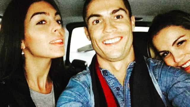 Katia Aveiro revela o sexo do bebé de Ronaldo e Georgina