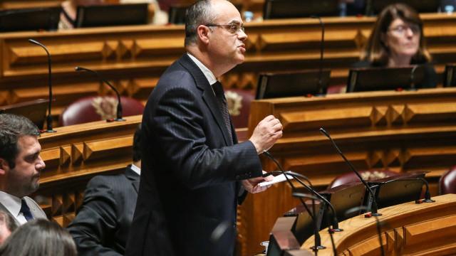 PS propõe apoio à adesão de Portugal à cooperação na Defesa