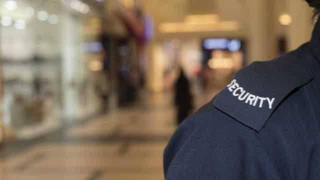 Detido homem que exercia atividade de segurança privada de forma ilegal