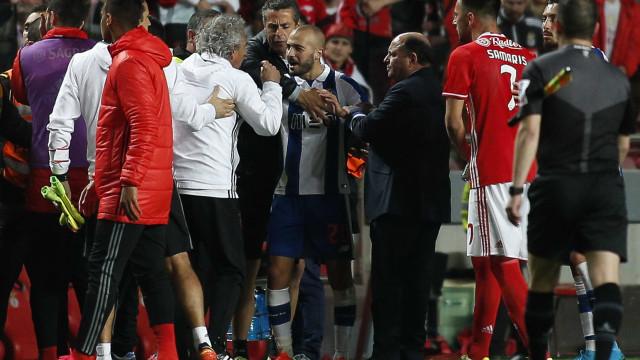 """Portocanalgate"": Benfica pede que ""a justiça funcione"""