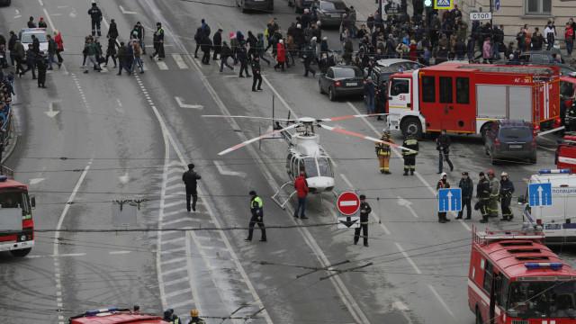 Uber Rússia está a oferecer viagens grátis na zona da explosão