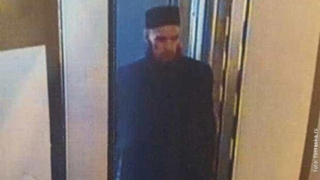 Esta poderá ser a primeira imagem do alegado autor da explosão no metro