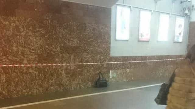 Reveladas imagens de uma das bombas que não explodiu