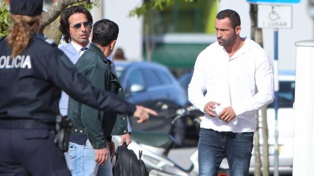 Jogador do Canelas com 11 meses de pena suspensa por agredir árbitro