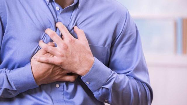 Conhece os sintomas de um enfarte? A maioria dos portugueses não