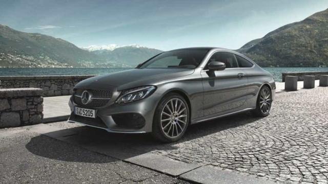 Mercedes regista melhor ano de sempre de vendas em Portugal