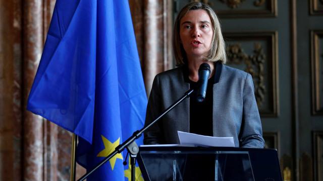 Mogherini diz que negociações entre UE e Venezuela podem ser retomadas