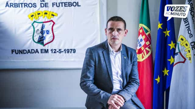 """""""Que pai deixa filho ser árbitro para ganhar 50 euros e levar porrada?"""""""