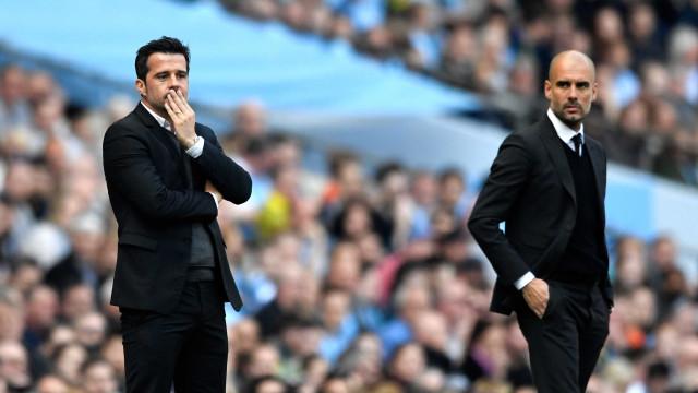 "Guardiola rendido a Marco Silva: ""O que fez com o Hull foi espetacular"""