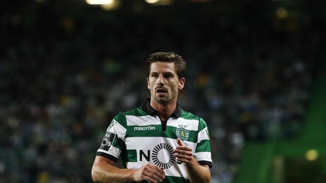 Adrien Silva oferecido a clubes das melhores Ligas europeias