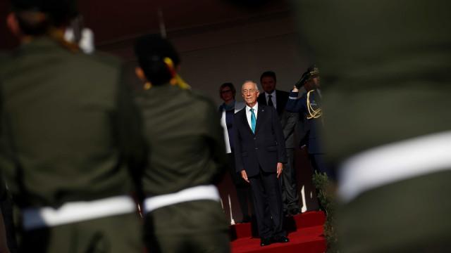 Marcelo assinala coragem dos vencedores do Nobel da Paz