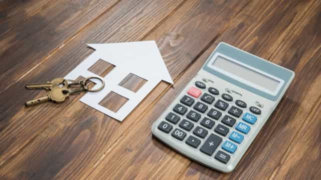 Bancos emprestaram 810 milhões em agosto para a compra de casa