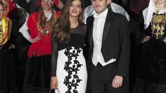Casillas e Sara Carbonero lamentam morte de amiga chegada
