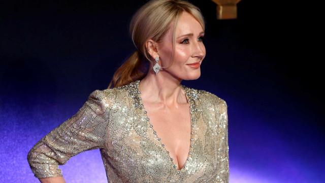 J. K. Rowling acusada de gostar de publicação transfóbica