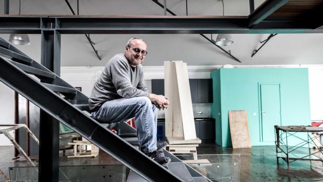 Bienal: Medida Incerta' de José Pedro Croft visitada por 16 mil