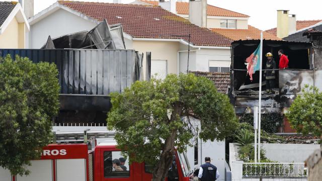 Tires: Já são conhecidas as causas da queda de avioneta que fez 5 mortos