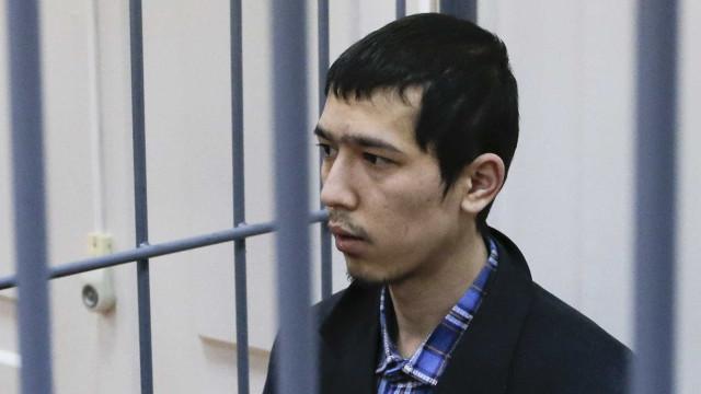 Suspeito confessa ter organizado atentado em São Petersburgo