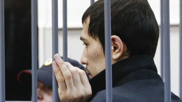 """Suspeito de São Petersburgo contradiz advogado. """"Estava a seguir ordens"""""""