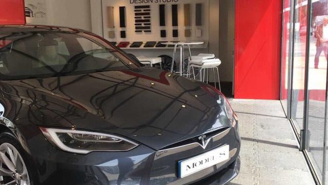 Tesla chega a Lisboa já esta semana