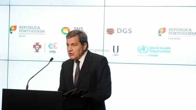 Fernando Gomes nomeado vice-presidente da FIFA
