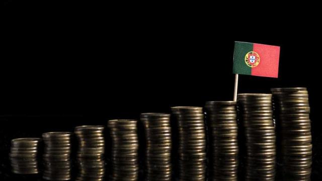 Portugal com 3.º maior défice da UE no 4.º trimestre de 2017