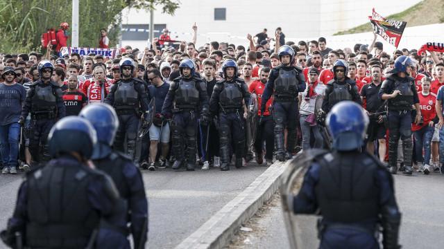 Sporting-Benfica: MP acusa adepto de homicídio qualificado
