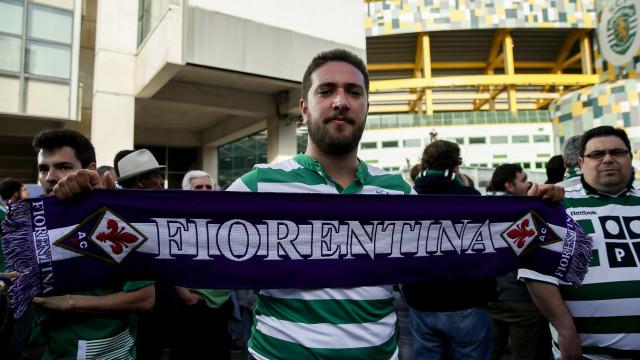 Sporting confirma Fiorentina na Taça Cinco Violinos
