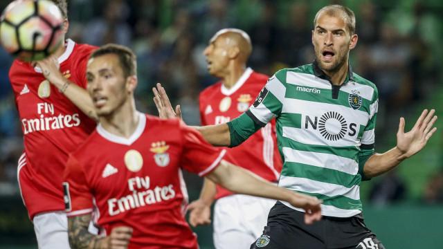 Benfica-Sporting adiado para o mês de janeiro