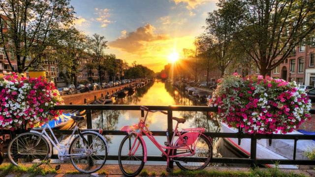 Mapa animado mostra (bem) o impacto do Airbnb em Amesterdão