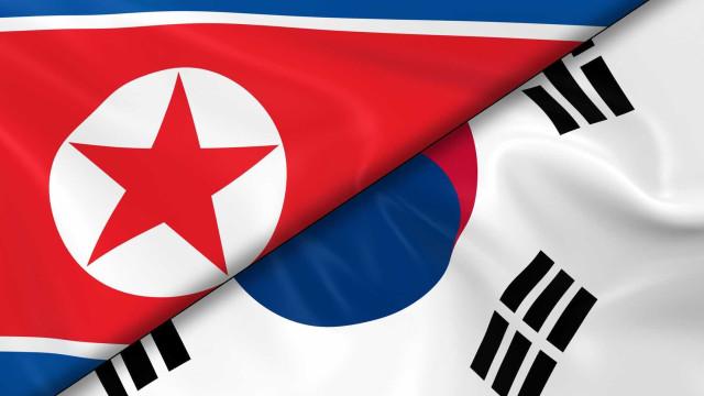 Coreias decidem desmantelar postos de guarda ao longo da fronteira comum