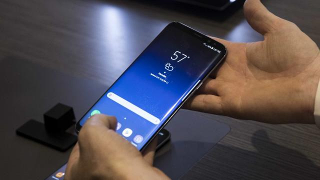 O Galaxy S8 já vendeu 20 milhões de unidades
