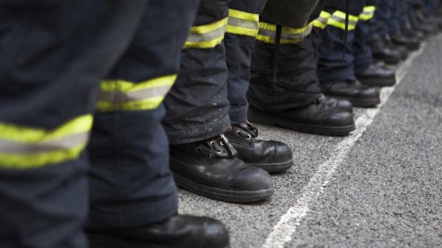 Greve de bombeiros profissionais por duas semanas arranca amanhã