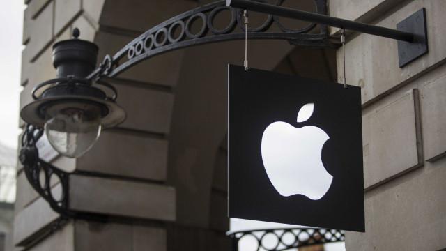 Apple mostra-lhe os dados que tem sobre si