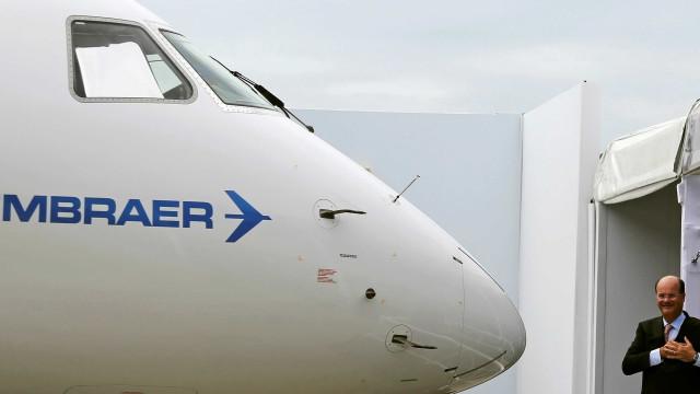 Negociações da Embraer com Portugal devem avançar até final do ano
