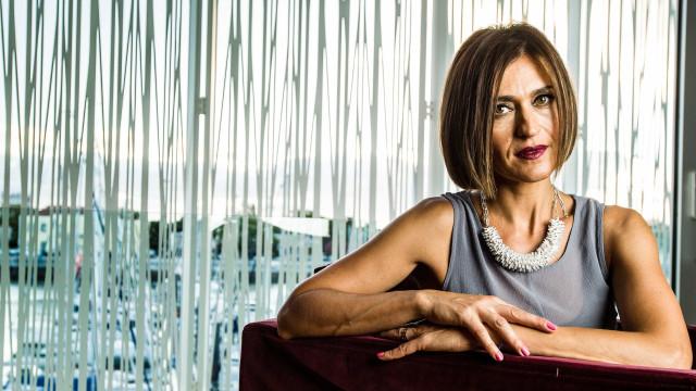 Após anúncio de separação, Fátima Lopes vai em peregrinação até Santuário