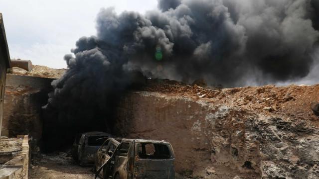 Zona desmilitarizada em Idlib em risco se 'jihadistas' não retirarem