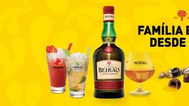 Com o Licor Beirão vai a mais festivais de verão!